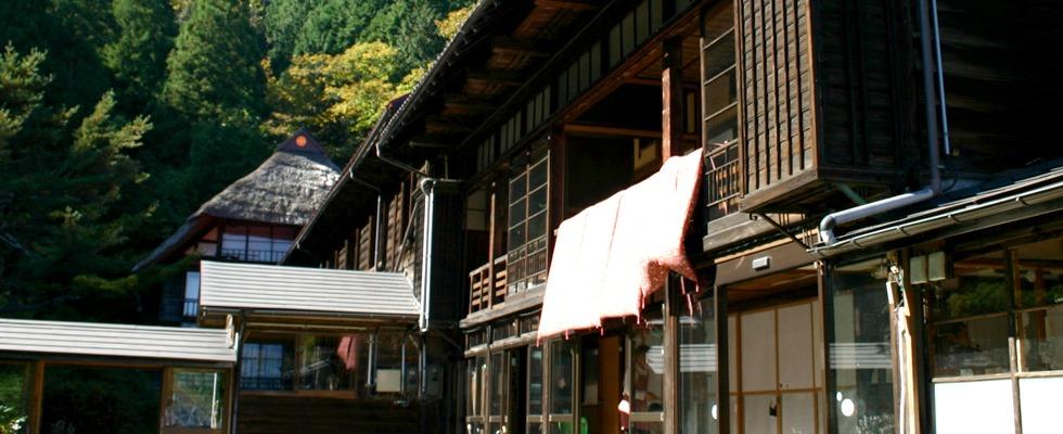 微温湯温泉 旅館ニ階堂イメージ