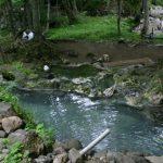 岩尾別温泉 三段の湯・滝見の湯