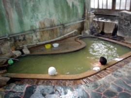 東鳴子温泉-高友旅館 温泉を楽しむ