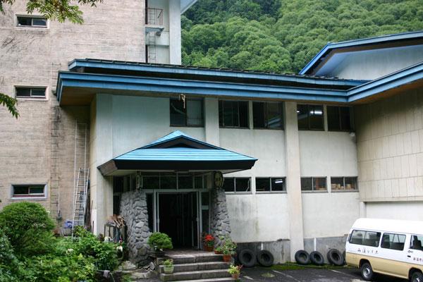 白布温泉-ホテル溪山1