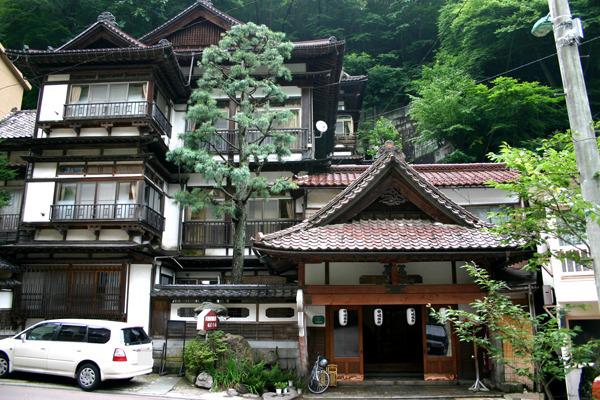 台温泉 中嶋旅館 1