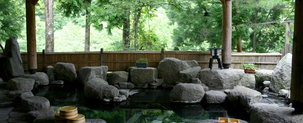 白布温泉-ホテル溪山イメージ