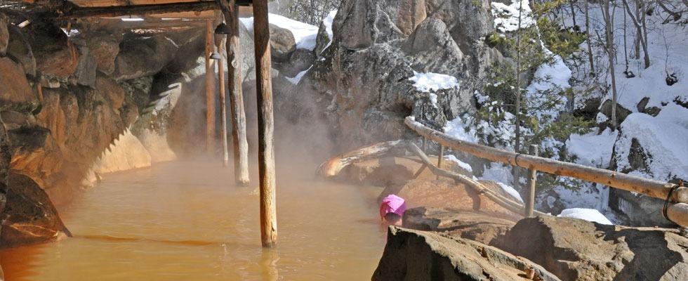 横谷峡温泉 横谷温泉旅館イメージ