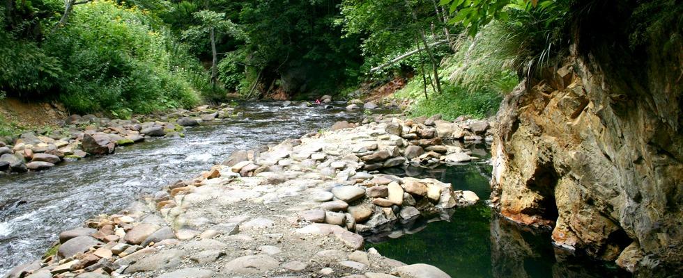 然別峡温泉 メノコの湯イメージ