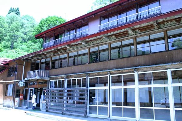 小谷温泉 山田旅館1