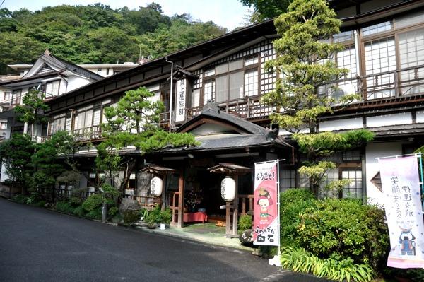 鎌先温泉 最上屋旅館1