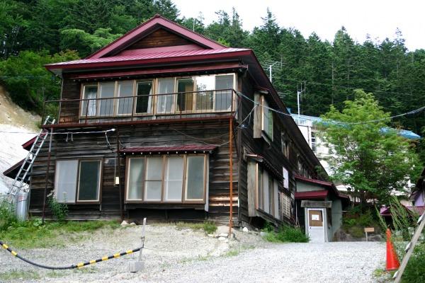 かんの温泉 菅野温泉旅館1