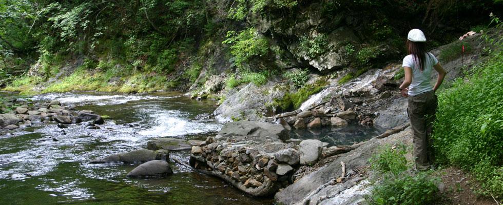 然別峡温泉-テムジンの湯イメージ1