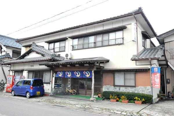 月岡温泉 浪花旅館1