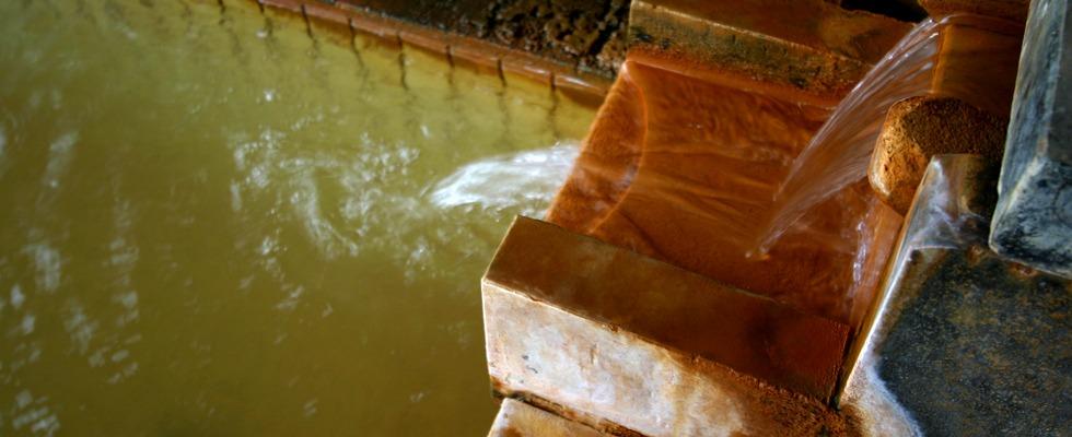肘折温泉 元河原湯イメージ