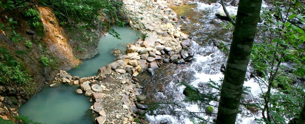 然別峡温泉 ピラの湯イメージ