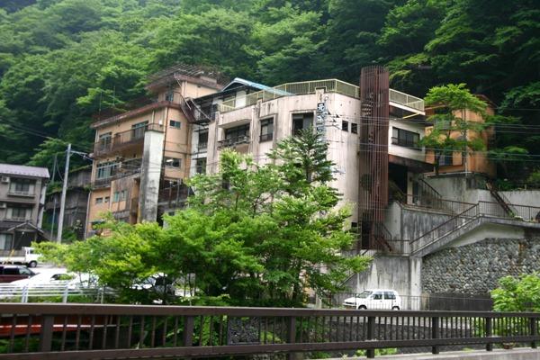 西山温泉 蓬莱館1