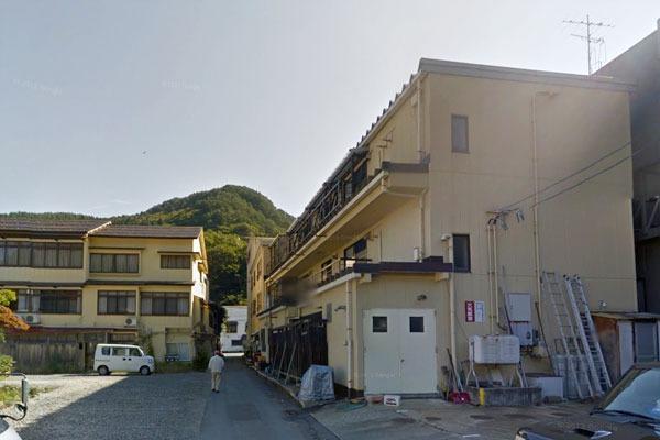 小野川温泉 うめや旅館1