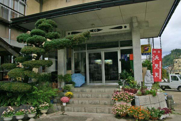 玉梨温泉 旅館玉梨1
