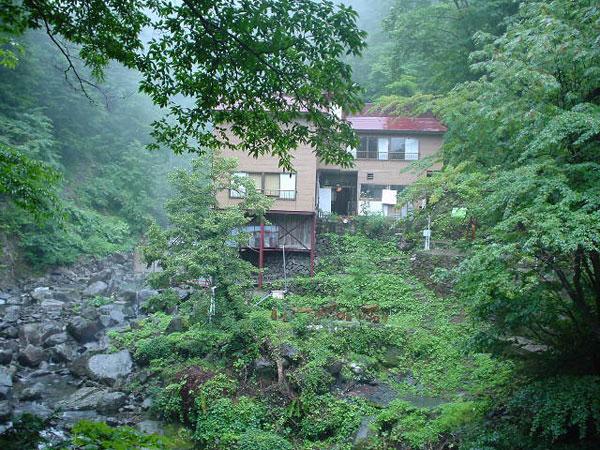 大平温泉 滝見屋1