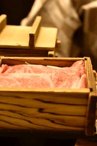 福島牛の源泉せいろ蒸し