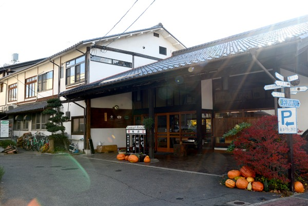 戸倉上山田温泉 亀清旅館1