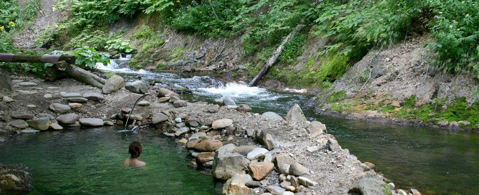 然別峡温泉-ペニチカの湯イメージ