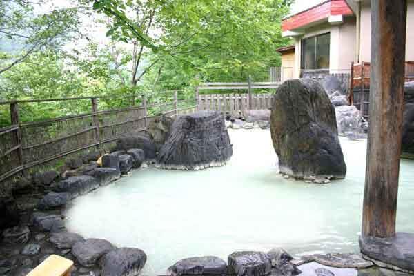露天風呂 混浴