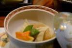 凍み豆腐炊き合わせ