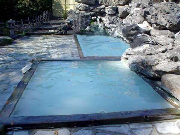 野天岩風呂「天渓の湯」 男性用