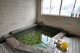 月岡温泉 さかえ館 温泉を楽しむ