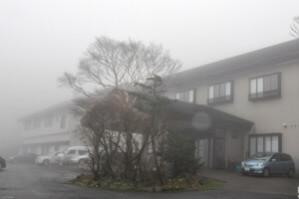 鷲倉温泉 高原旅館 外観