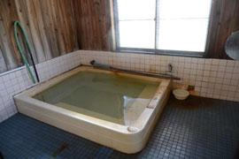 林温泉-かたくりの湯 温泉を楽しむ