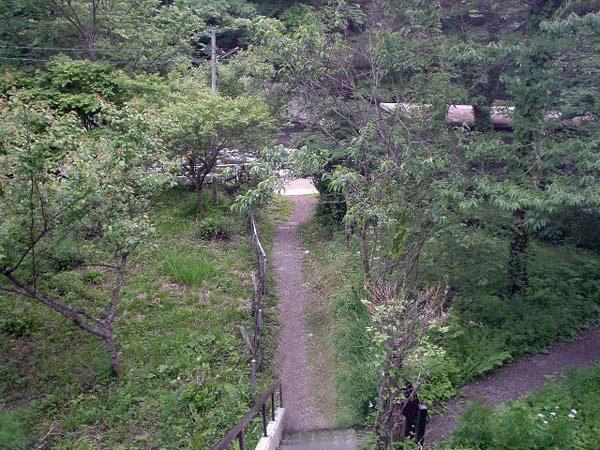 塩原温泉郷 福渡温泉 岩の湯1