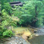 塩沢温泉 湯元山荘 廃屋の湯(閉鎖)