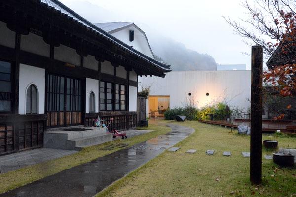 天城温泉 禅の湯1