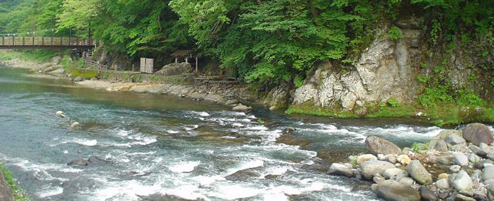 塩原温泉郷-福渡温泉-岩の湯イメージ1