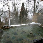 新穂高温泉 ペンション山の湯