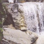 草津温泉 常布の滝下温泉