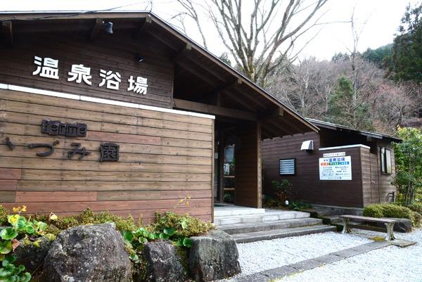 湯ヶ島温泉 テルメいづみ園1