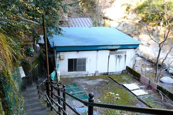 湯ヶ島温泉 世古の湯1