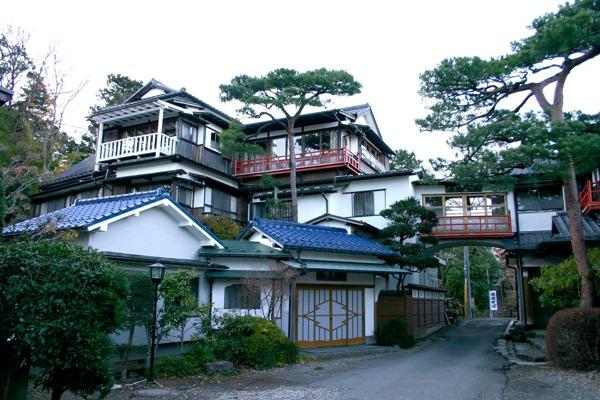 強羅温泉 国民宿舎箱根太陽山荘1