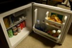 冷蔵庫 中身は有料
