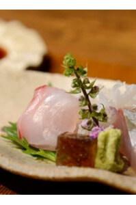 旬の魚 タイとカンパチ、白キクラゲ