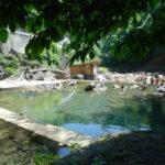 尻焼温泉 河原野天風呂