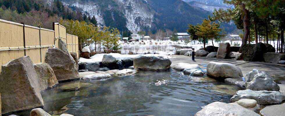 栃尾温泉 荒神の湯 イメージ