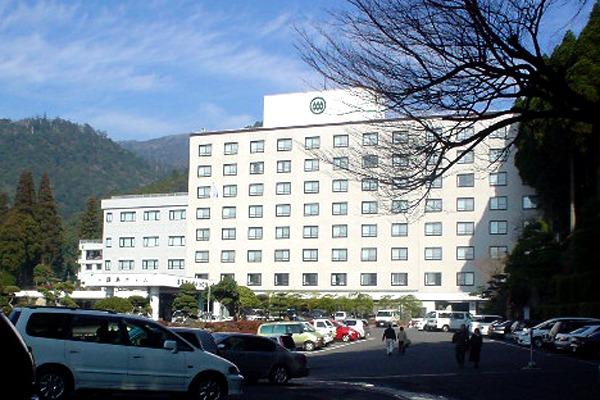 硫黄谷温泉 霧島ホテル1