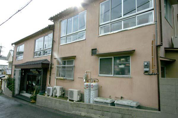 明礬温泉 山田屋旅館1