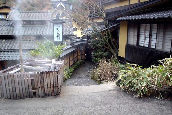 黒川温泉 ふもと旅館1