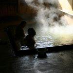 妙見田島温泉 うたせ湯