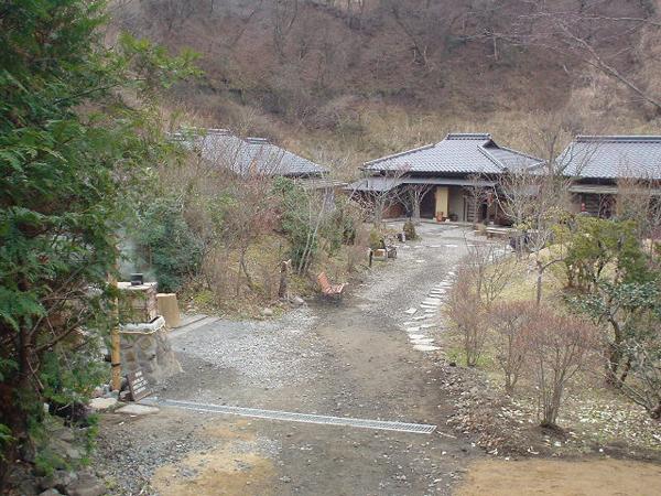 黒川温泉-源流の宿-帆山亭6