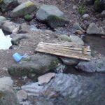 明礬温泉 へびん湯