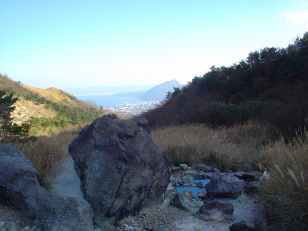 明礬温泉-鍋山の湯13