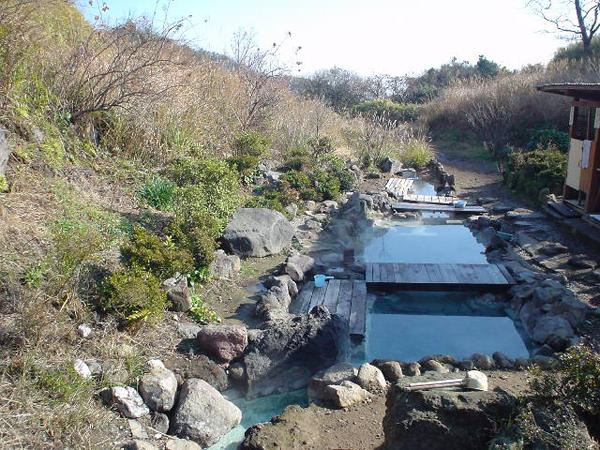 明礬温泉-鶴の湯1