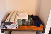 浴衣、大小タオル、足袋、羽織